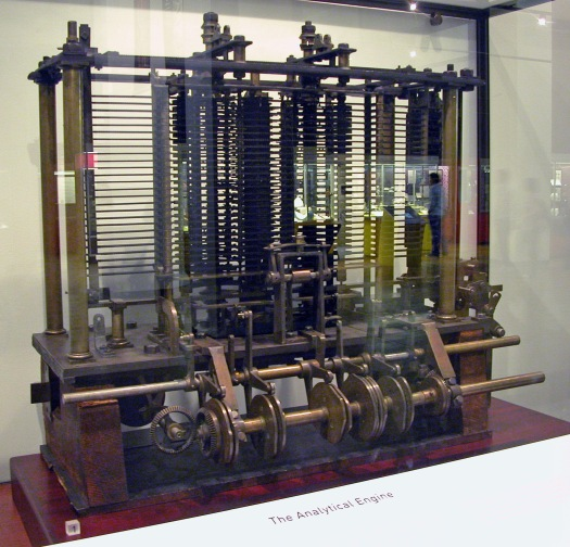 AnalyticalMachine_Babbage_London